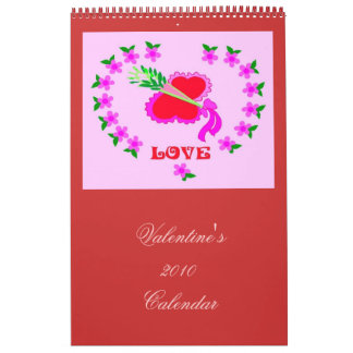 Sweet Love - Valentine's 2010 Calendar