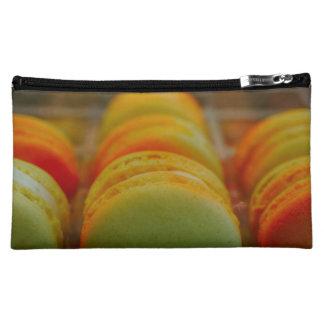 Sweet Macarons Cosmetic Bag
