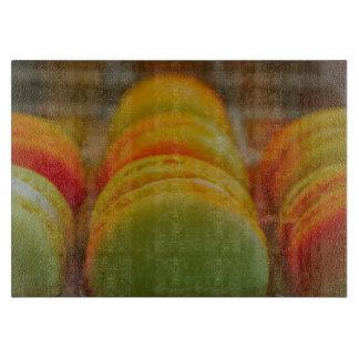 Sweet Macarons Cutting Board