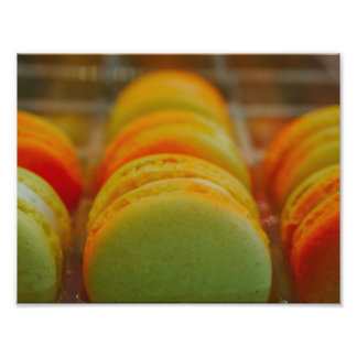 Sweet Macarons Photo Print