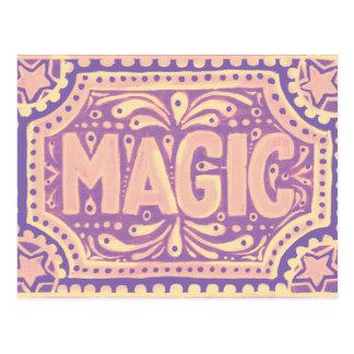 Sweet Magic Postcard