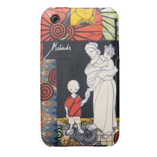 Sweet mama's dress III by J Kabinda Coques iPhone 3 Case-Mate