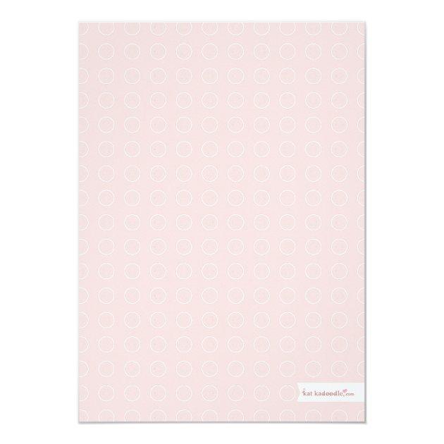 sweet mason jar pink gray baby shower invitation – frenchkitten, Baby shower invitations