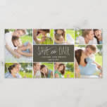 """Sweet Memories Save The Date Photo Cards<br><div class=""""desc"""">Share your engagement photos as you send your save the dates with these modern and elegant photo cards that your friends and family will surely adore! Also available in other colors. You can also change the color yourself by clicking the &quot;Customize It&quot; button &gt;&gt; &quot;Edit&quot; &gt;&gt; &quot;Background Color&quot;, and then...</div>"""