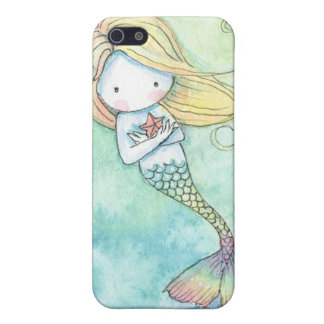 Sweet Mermaid iPhone Case Cover For iPhone 5
