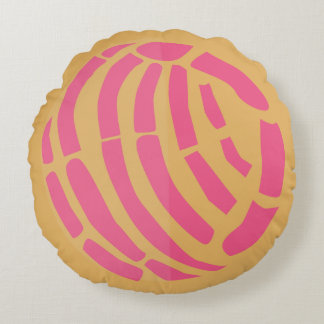 Sweet Mexican bread Travel pillow