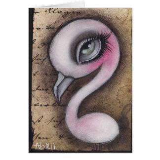 Sweet Mingo Bird Card