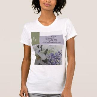Sweet Modern Florist T-Shirt