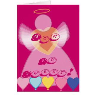 Sweet Mom-Customize Card