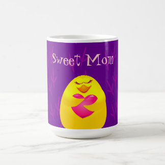 Sweet Mom, funny mug