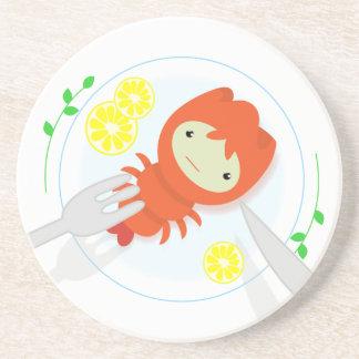 Sweet Monsters - CrayFish Coaster