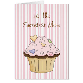 Sweet Mother's Day Greeting Card