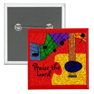SWEET MUSIC 2 INCH SQUARE BUTTON