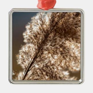sweet natural metal ornament