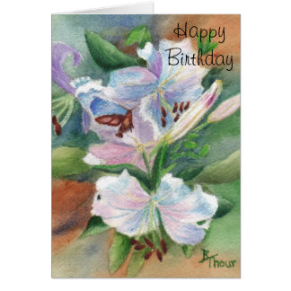 Sweet Nectar Card