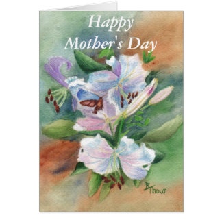 Sweet Nectar Mother's Day Card