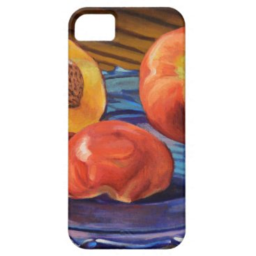 Beach Themed Sweet Nectarines iPhone SE/5/5s Case