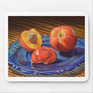 Sweet Nectarines Mouse Pad