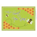 Sweet New Year Card