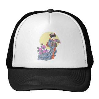Sweet nightingale song trucker hat