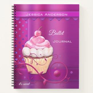 Sweet Nothings Bullet Journal or Recipe Notebook