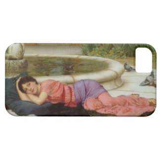Sweet Nothings (Dolce Far Niente) John Godward iPhone SE/5/5s Case