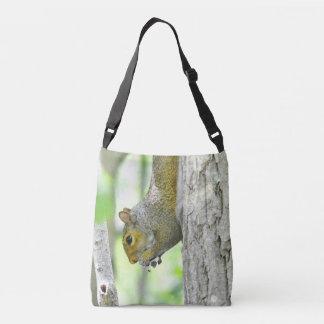 Sweet Ole Squirrel Crossbody Bag