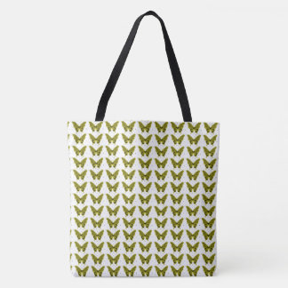 Sweet-Olive-Butterflies-Stylish-TOTES Tote Bag