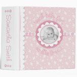 Sweet One Girl 2in Album Vinyl Binders