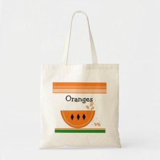 Sweet Oranges Tote Bag