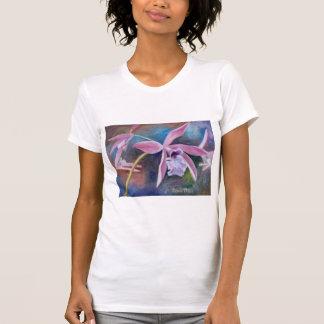 Sweet Orchid Ladies Tshirt