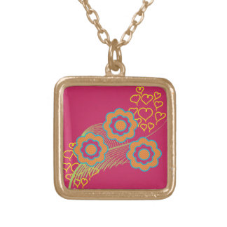 Sweet Overload Gold Plated Necklace