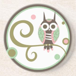 Sweet Owl Coaster