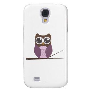 Sweet Owl on Branch Samsung Galaxy S4 Case