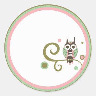 Sweet Owl Sticker