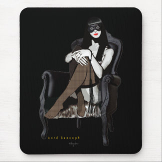 Sweet Pain Mouse Pad