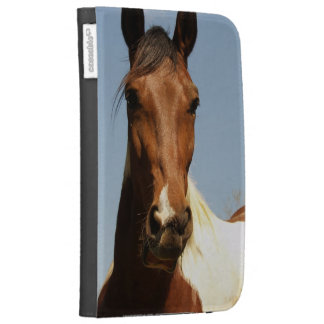 Sweet Paint Horse Kindle Keyboard Cases