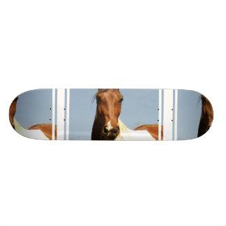 Sweet Paint Horse Custom Skateboard