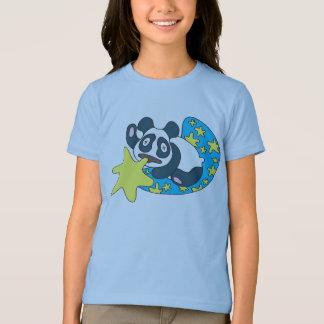 Sweet Panda and Comet T-Shirt