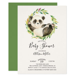Bear Baby Shower Invitations Announcements Zazzle