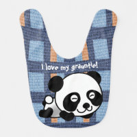 Sweet Panda, Plaid &