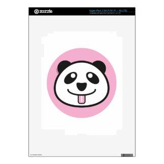 Sweet Panda Skins For iPad 3