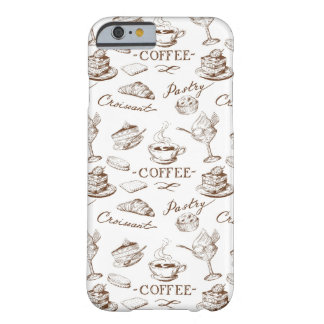 Sweet paper barely there iPhone 6 case