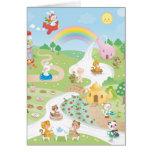 Sweet paradise cards