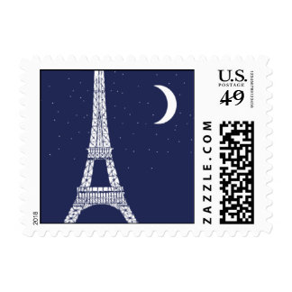 Sweet Paris Postage