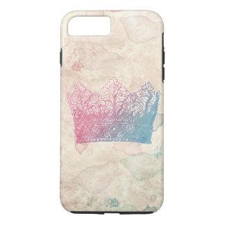Sweet Pastel Crown iPhone 7 Plus Case