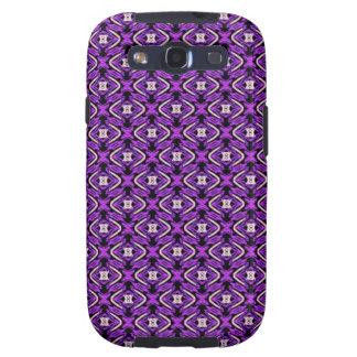 sweet pattern purple (I) Galaxy SIII Case