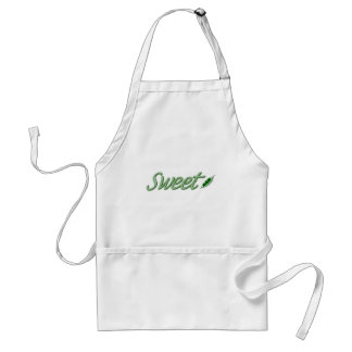 Sweet Pea Adult Apron