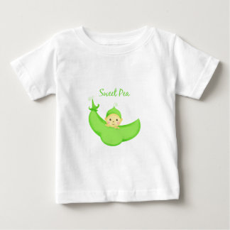 Sweet Pea Baby T Shirt