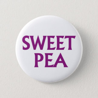 Sweet Pea Button